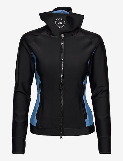 BeachDefender Midlayer Jacket W - sweatshirts & hoodies - black/stoblu