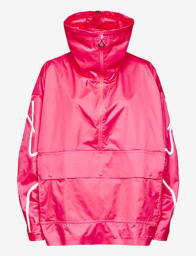 Half-Zip Mid-Length Jacket W - training jackets - sopink
