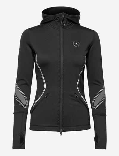 TruePace Midlayer COLD.RDY Jacket W - sweatshirts & hættetrøjer - black