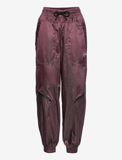 Shiny Woven Track Pants W - treningsbukse - hazros
