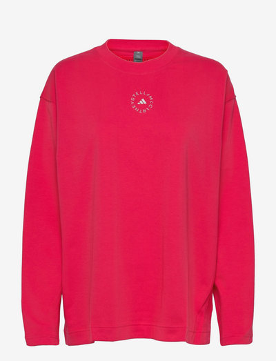 Cotton Long Sleeve Tee W - long-sleeved tops - actpnk