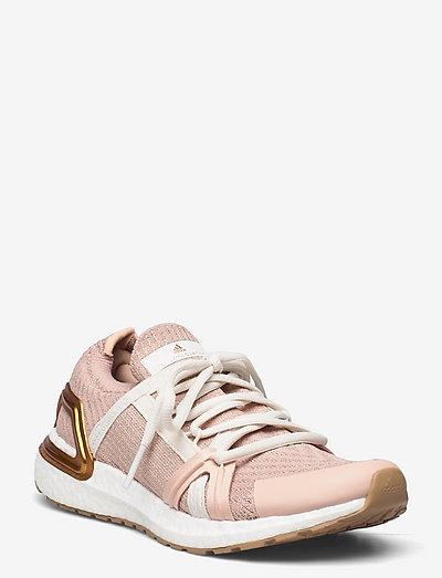 Ultraboost 20  W - running shoes - sofpow/goldmt/coppmt