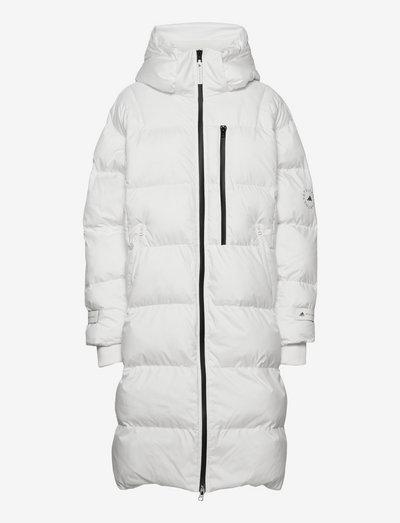 Long Puffer Jacket W - padded coats - clowhi