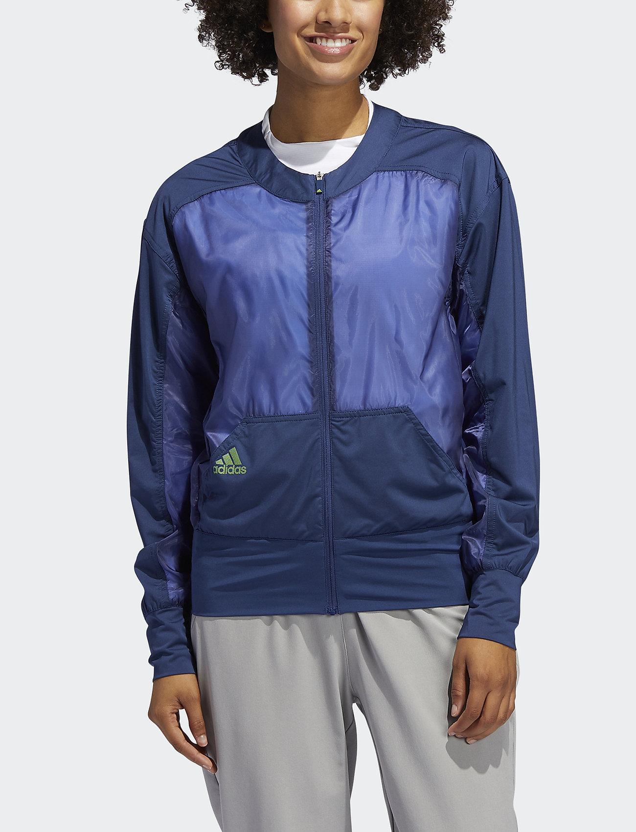 adidas Golf - WVN CREW JKT - golfjakker - tecind - 0