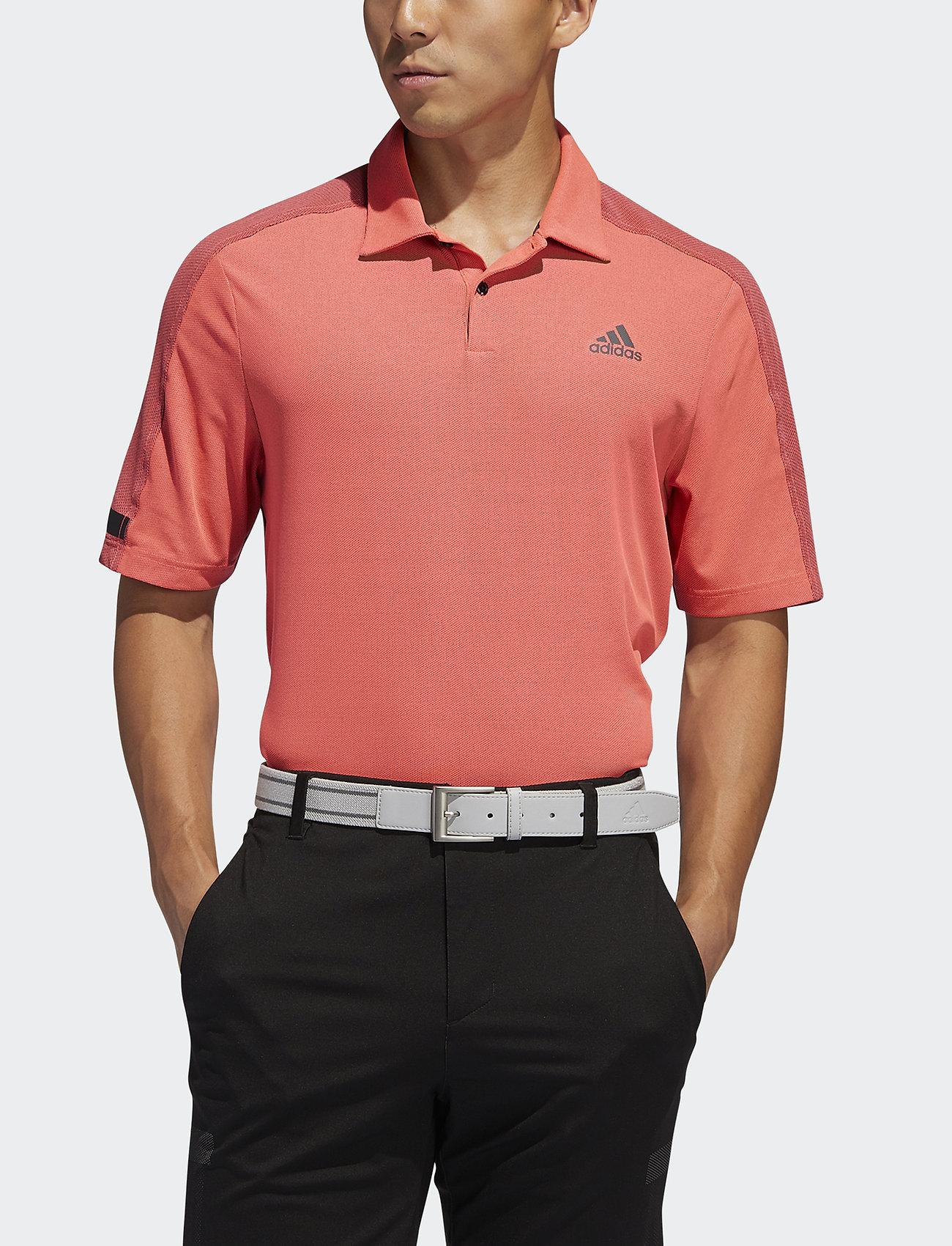 adidas Golf - SPORT AERO POLO - paidat - flared/black - 0