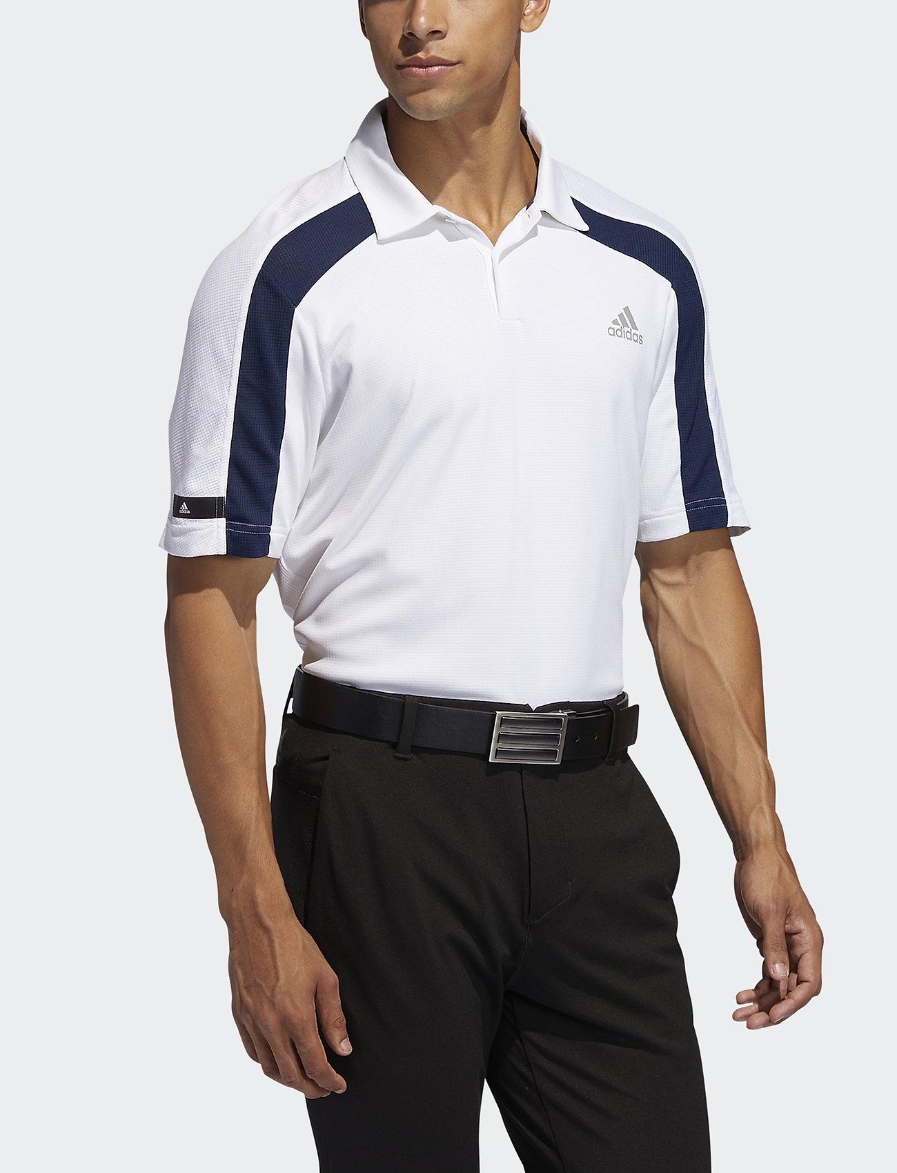adidas Golf - SPORT HT RDY - paidat - white - 0