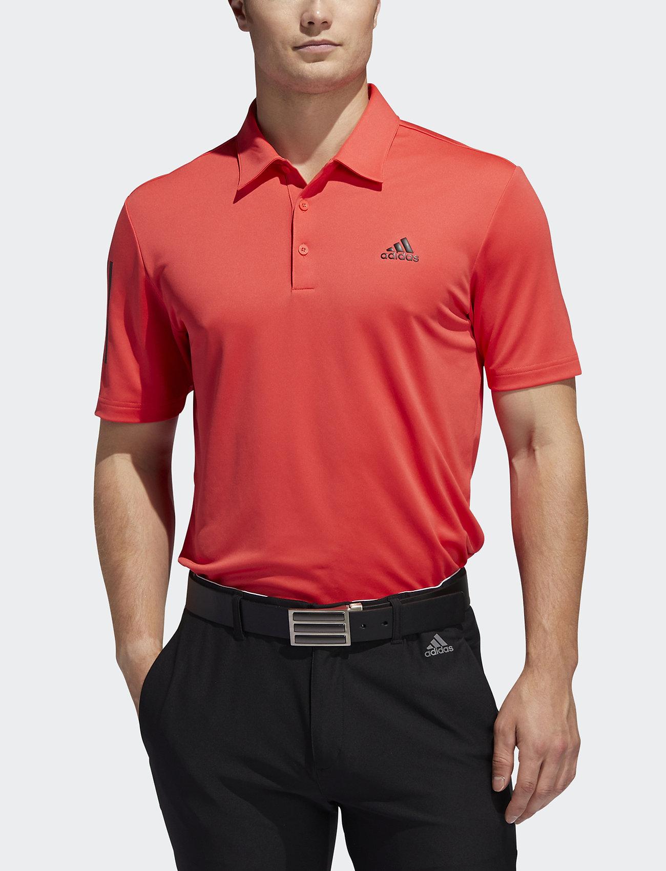 adidas Golf - 3-Stripe Basic - reacor/black - 0