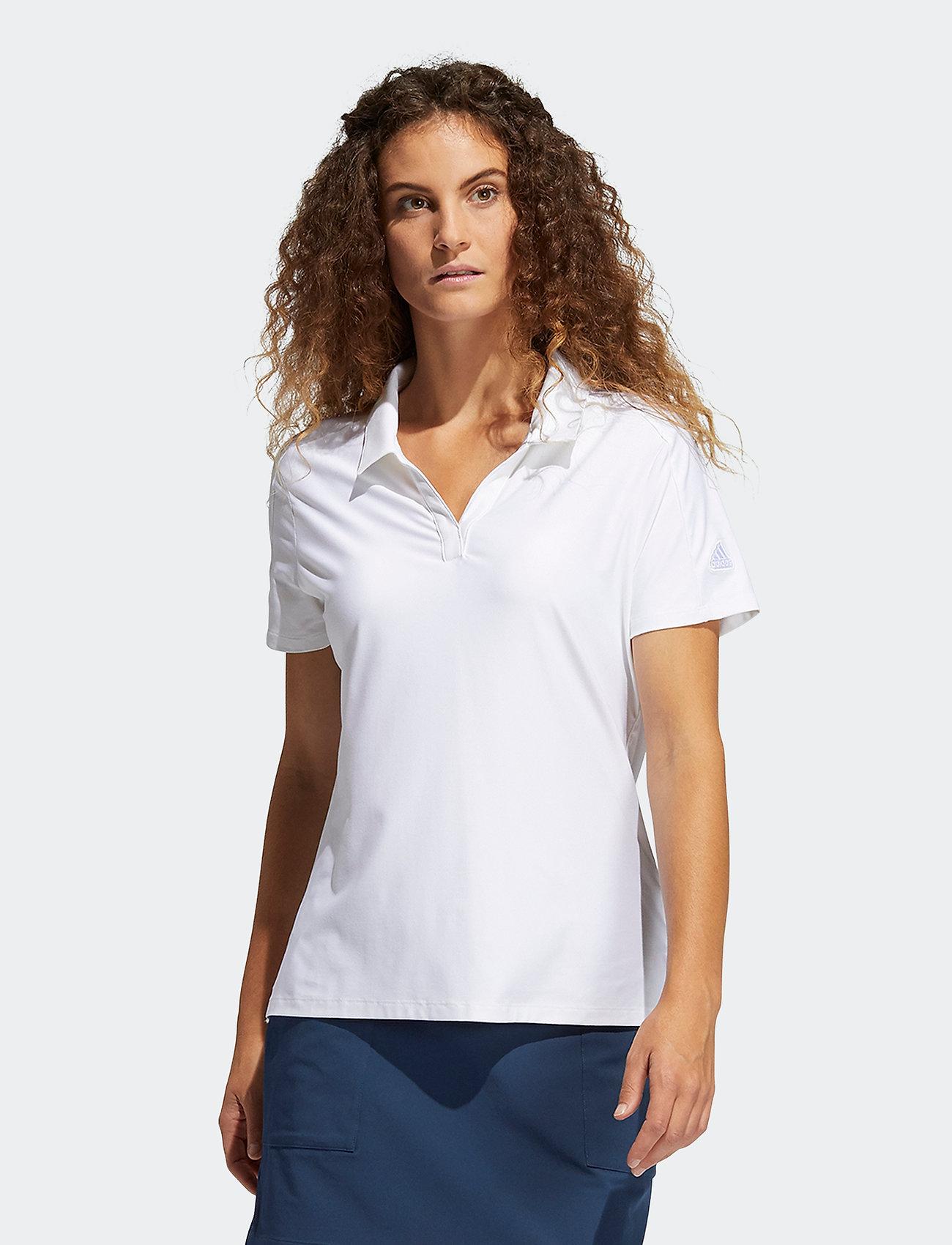 adidas Golf - GO-TO SS P - polos - white - 0