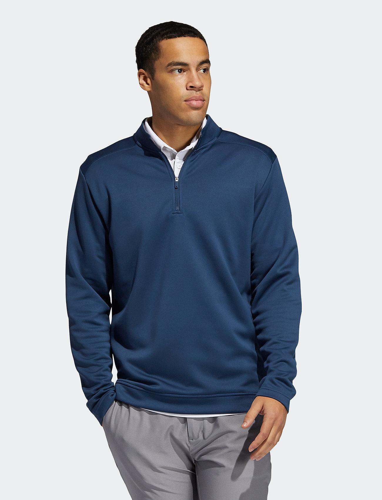 adidas Golf - CLUB 1/4 ZIP - hauts à manches longues - crenav - 0
