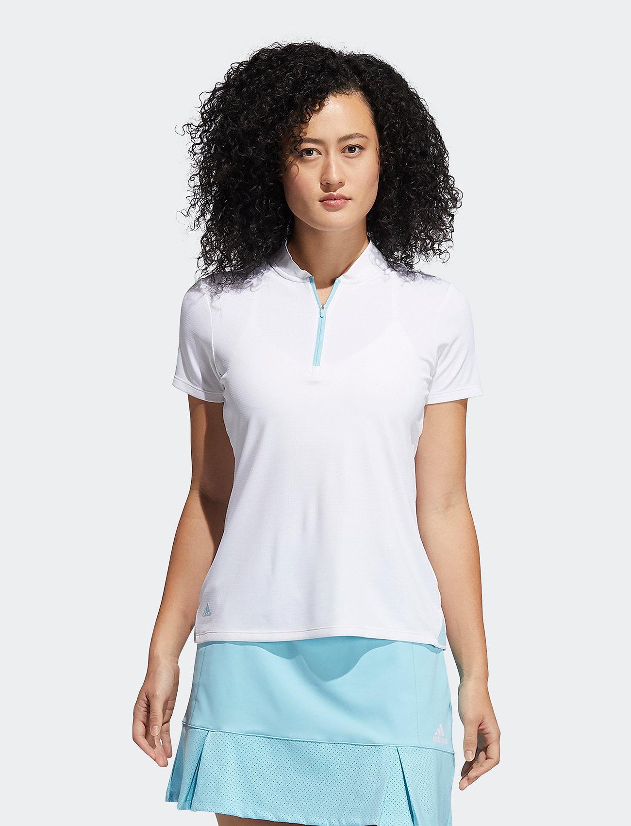 adidas Golf - H.RDY Z SS P - polos - white - 0