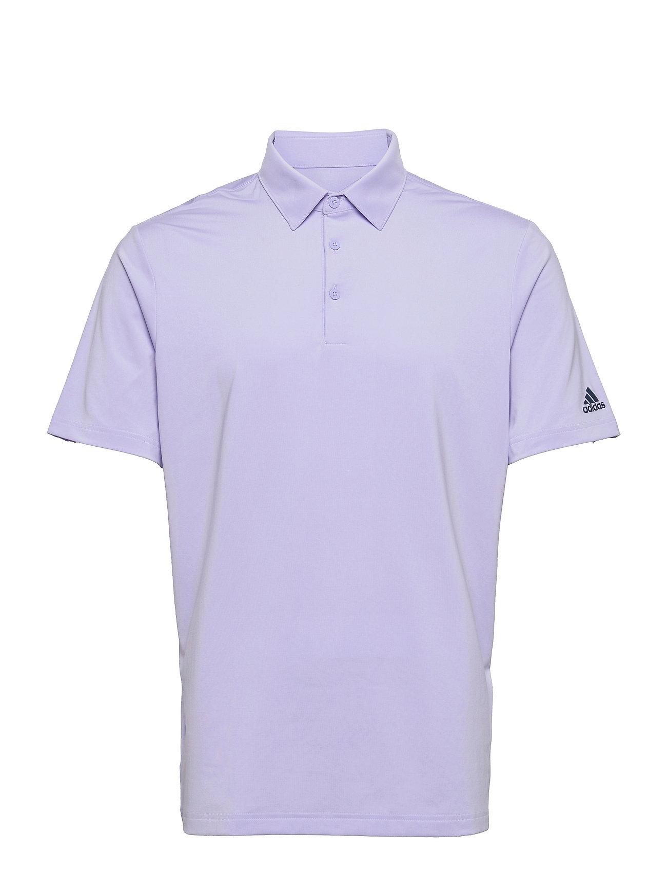 Ult365 Solid Polos Short-sleeved Lilla Adidas Golf