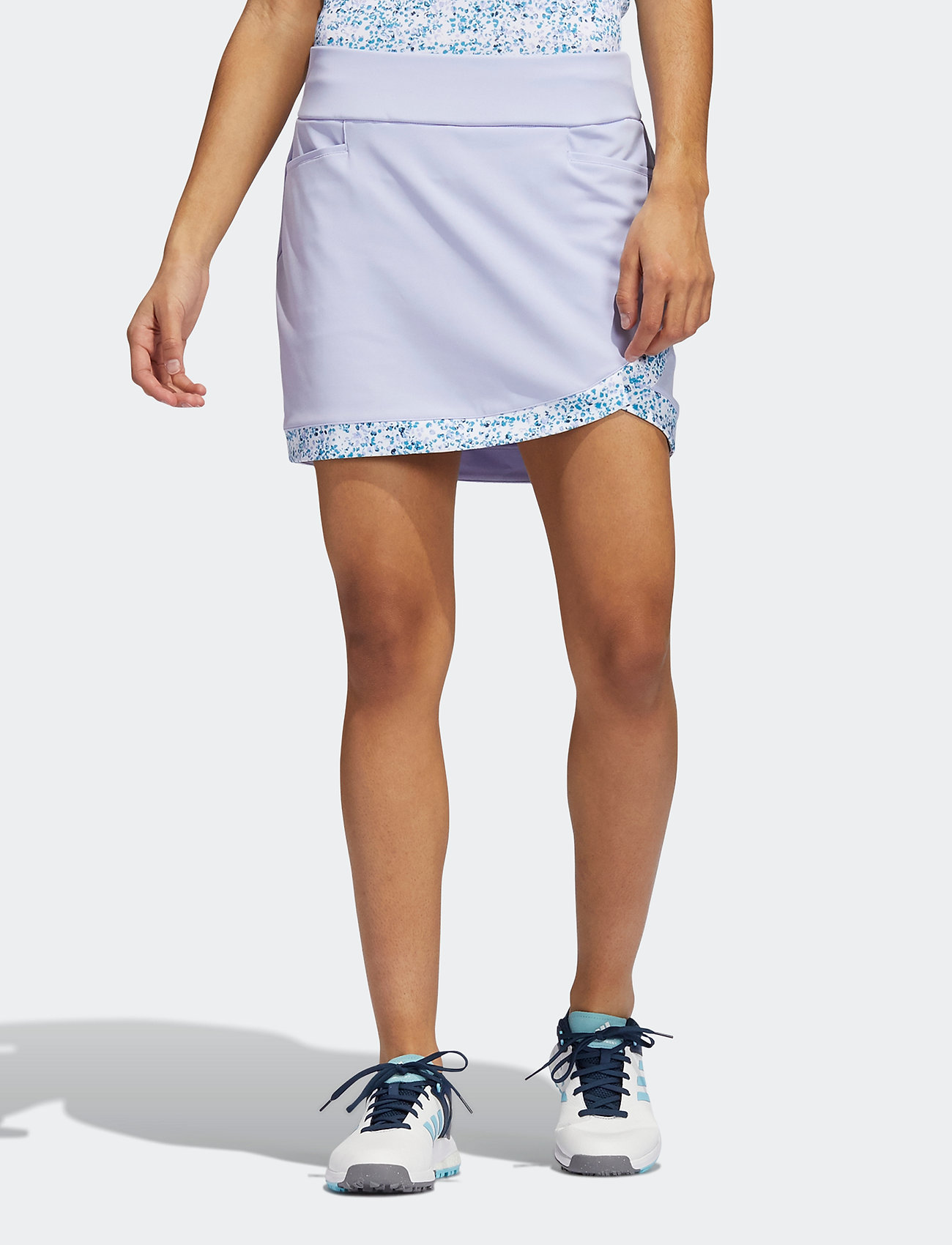 adidas Golf - ULT PRNT SKORT - jupes courtes - vioton - 0