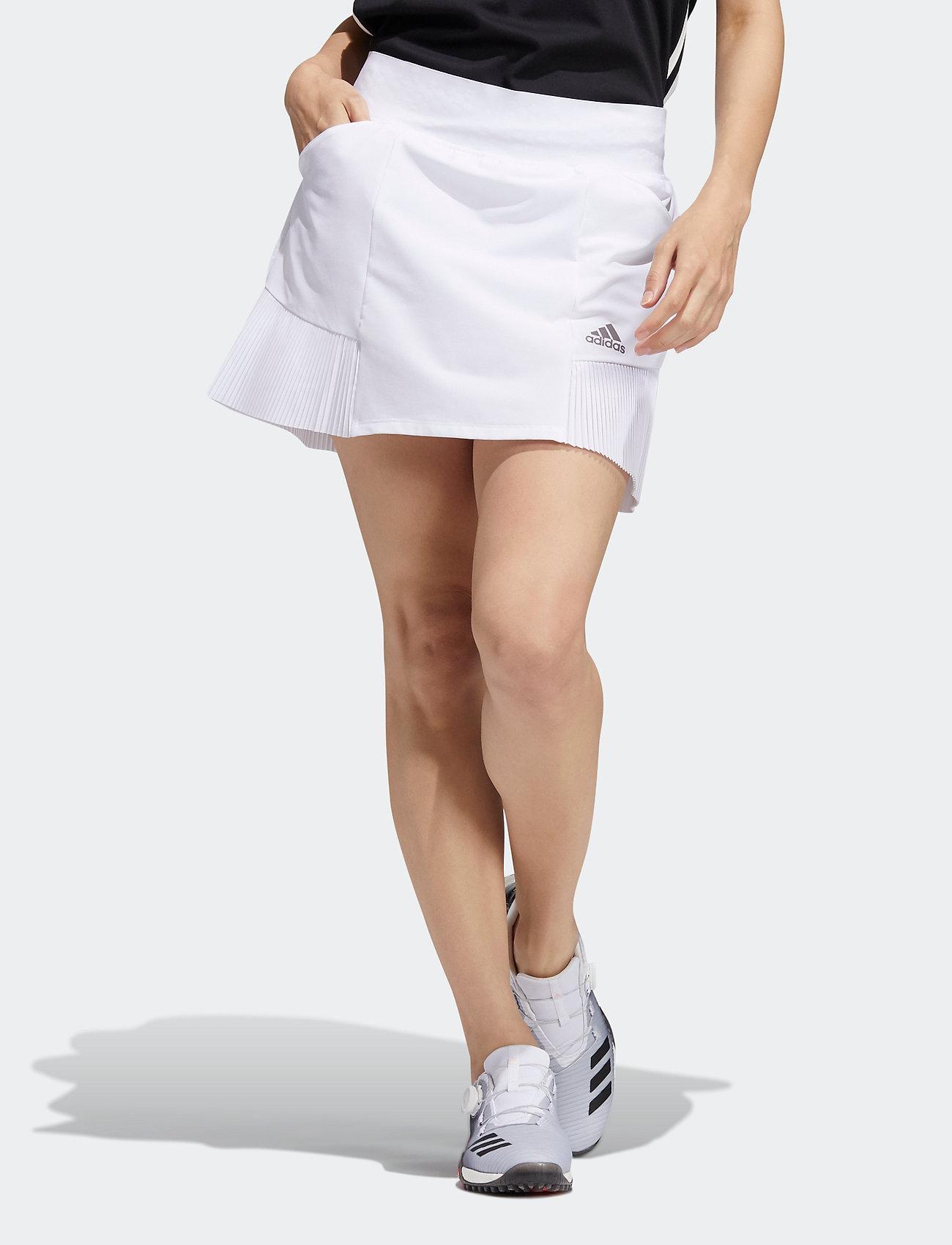 adidas Golf - SP PLT SKT - jupes courtes - white - 0