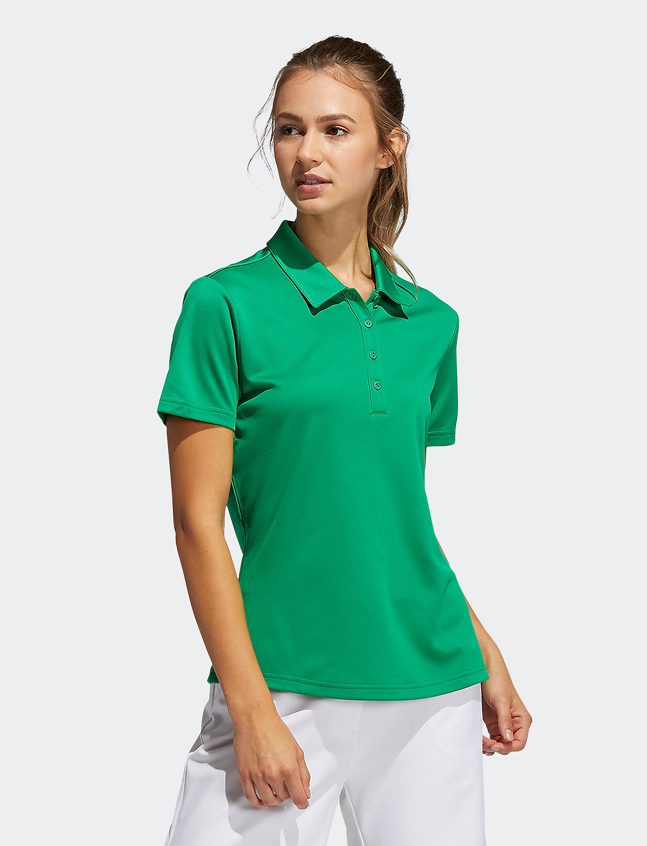 adidas Golf - PERF SS P - polos - green - 0
