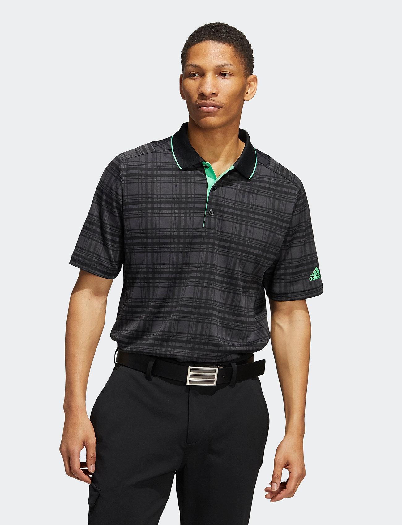 adidas Golf - STMNT NO SHOW P - polos à manches courtes - carbon/junink/black - 0