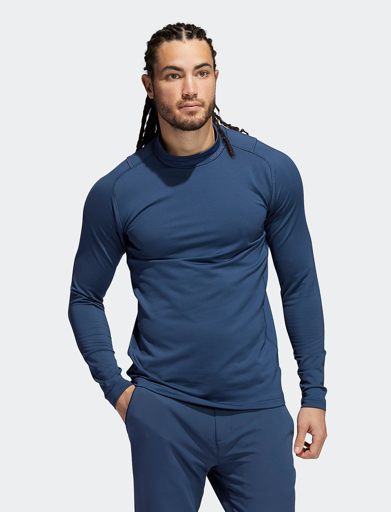 adidas Golf - C.RDY BASELYR - bluzki termoaktywne - crenav - 0