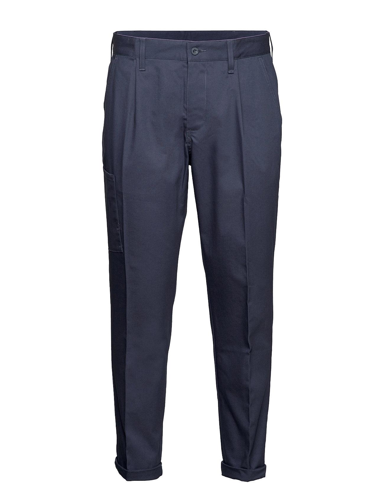 Adcrs Chno Pnt Sport Pants Blå Adidas Golf