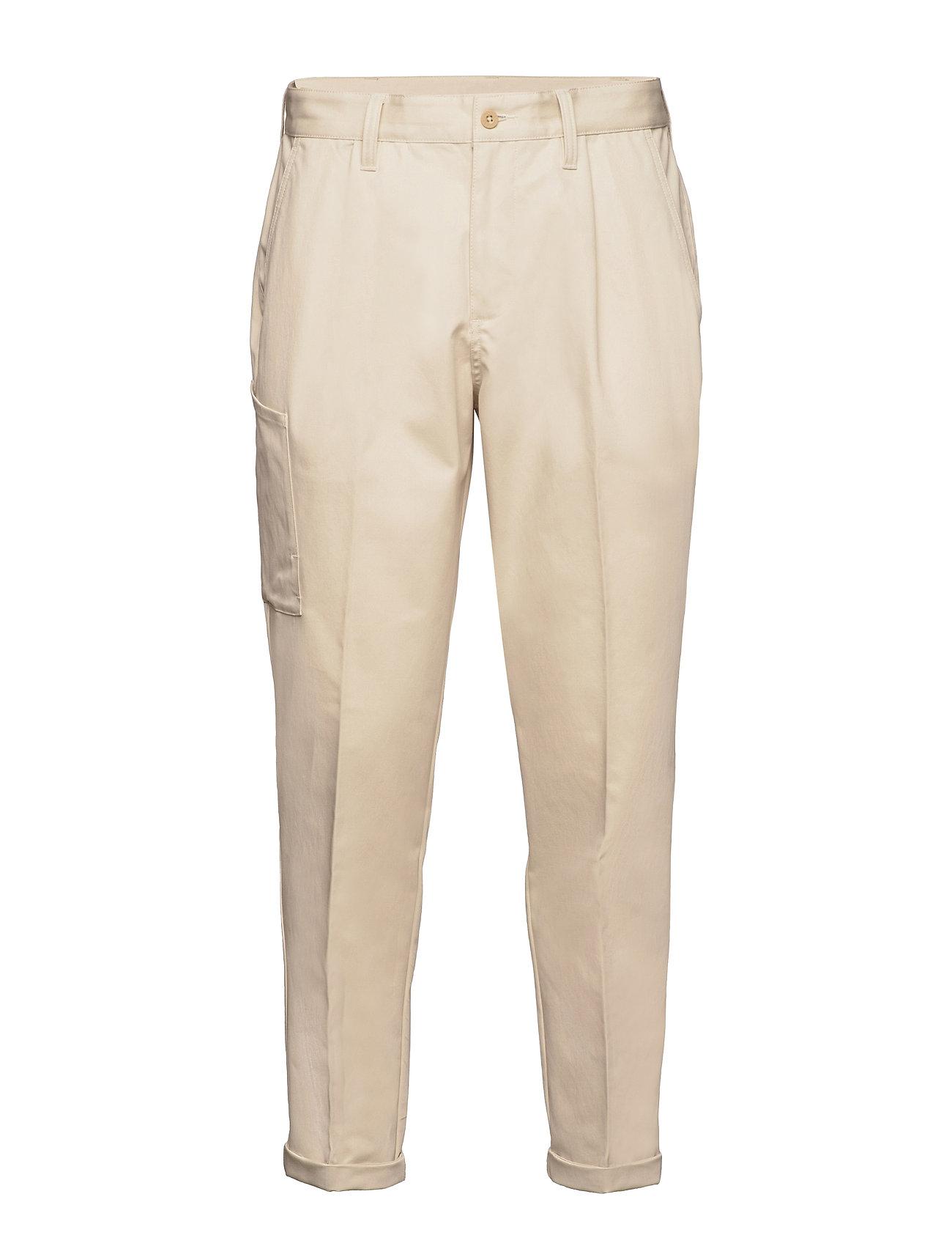 Adcrs Chno Pnt Sport Pants Beige Adidas Golf