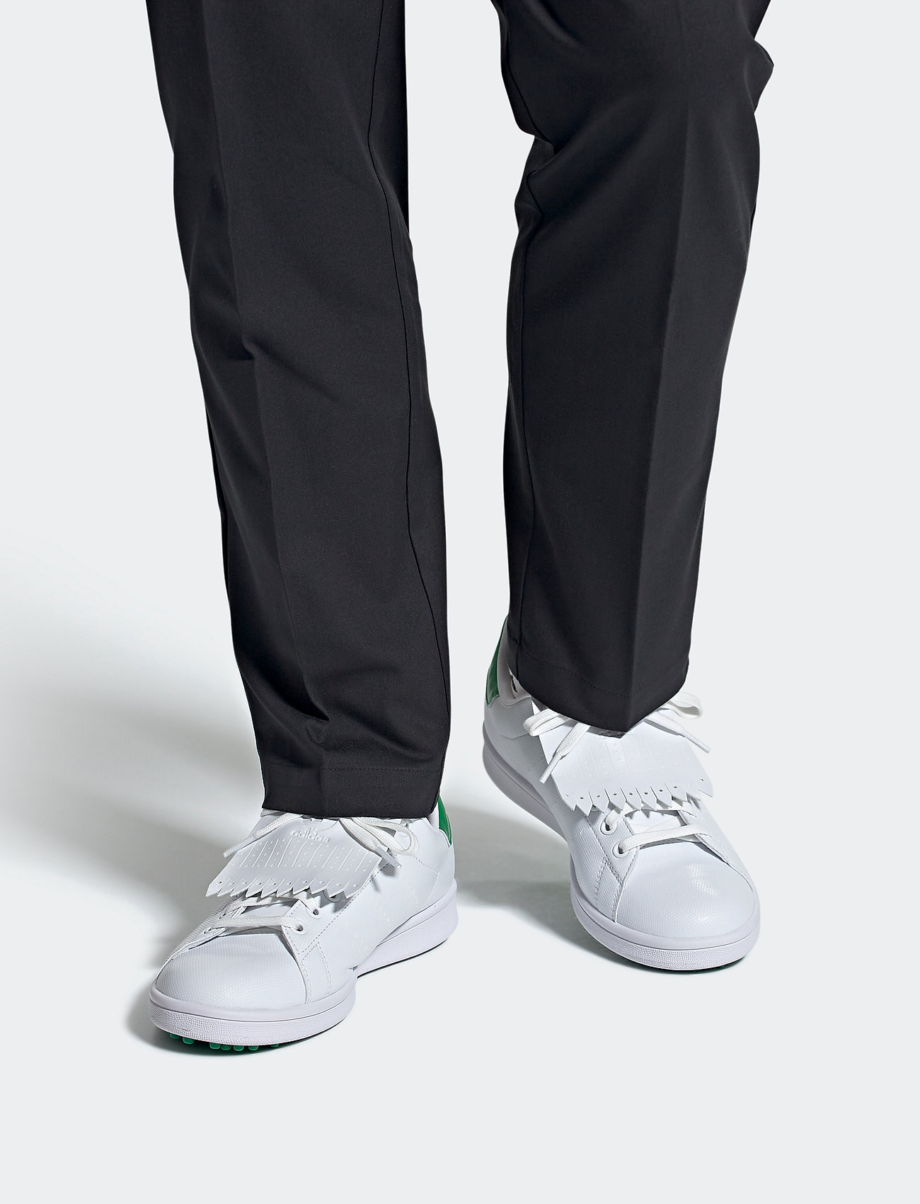 STAN SMITH PRIMEGREEN LIMITED EDITION SPIKELESS GOLF SHOES
