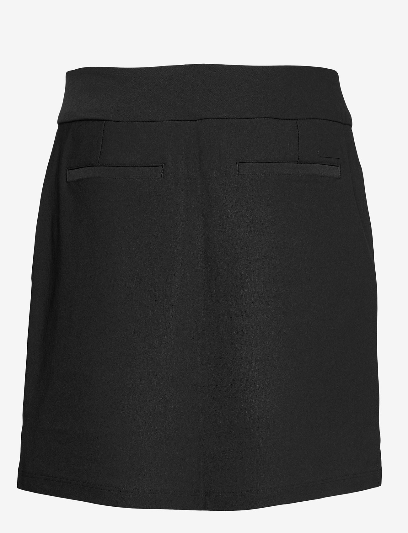 adidas Golf - STAR PLON SKT - sports skirts - black - 1