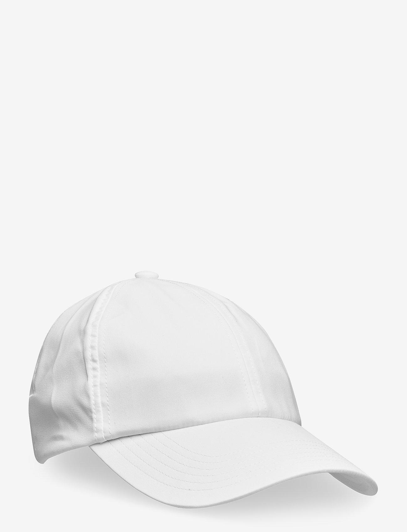 adidas Golf - W BLANK CAP - caps - white - 0