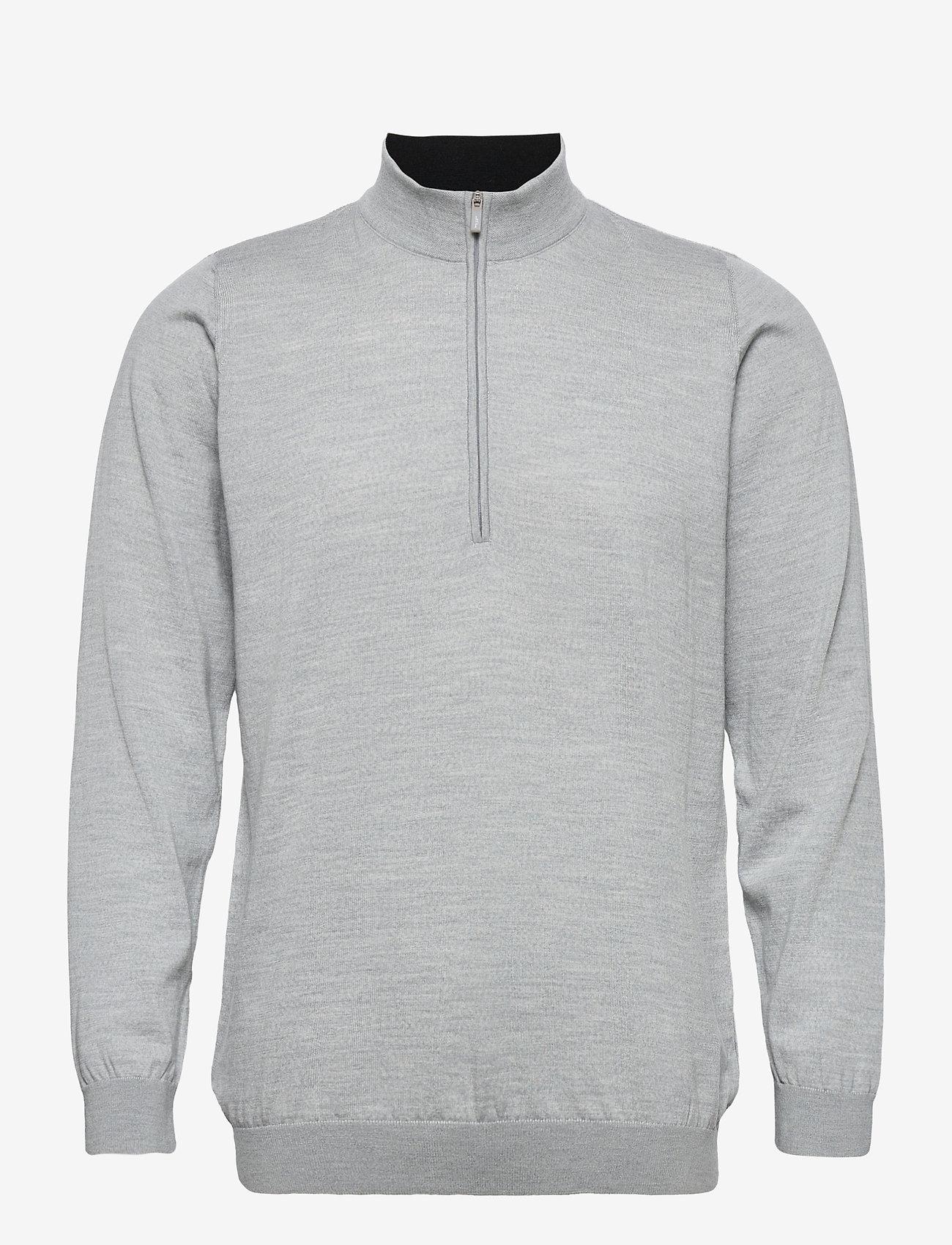 adidas Golf - ADIP HLFZ SWT - half zip - clonme - 0