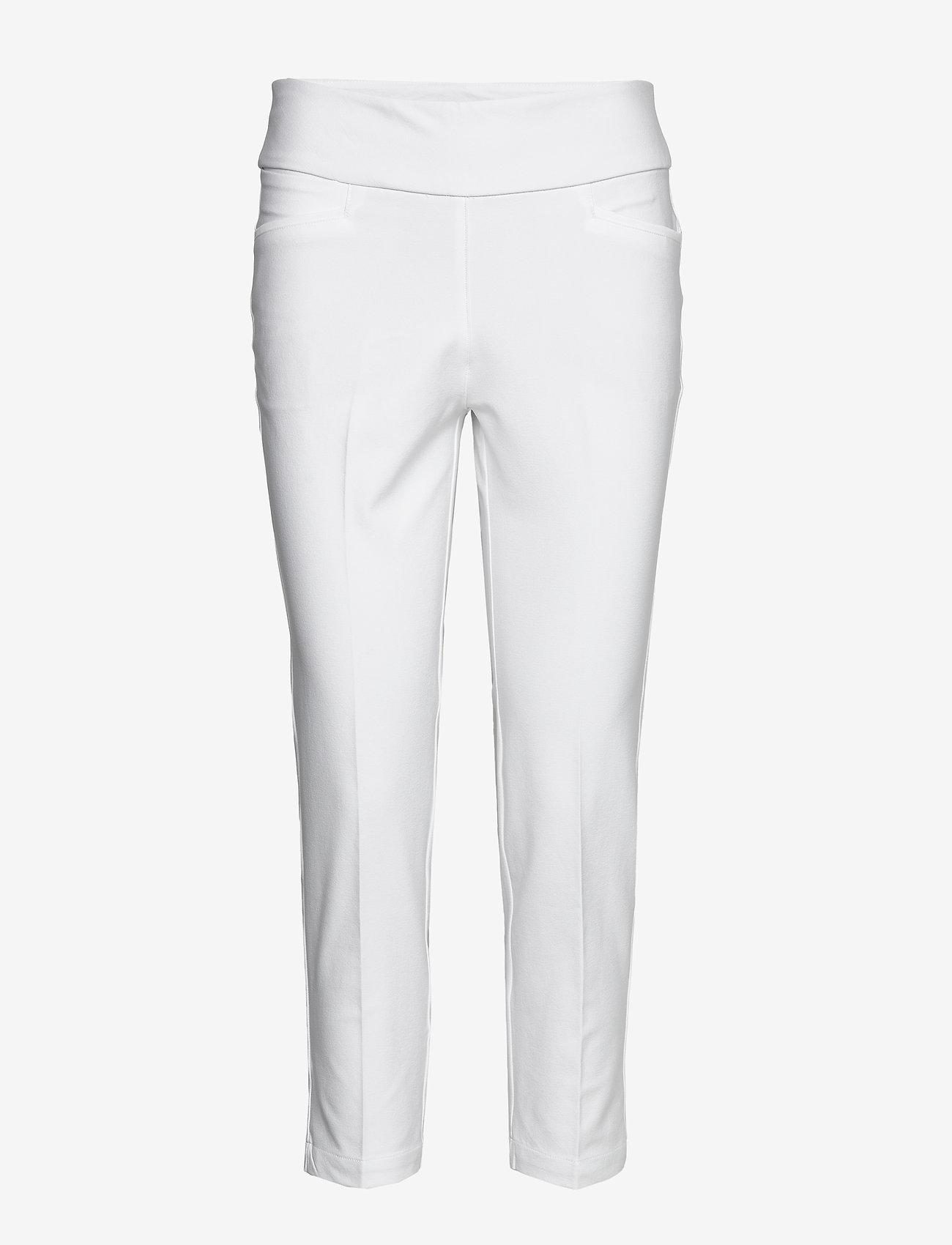adidas Golf - PULLON ANKL PT - golf pants - white - 0