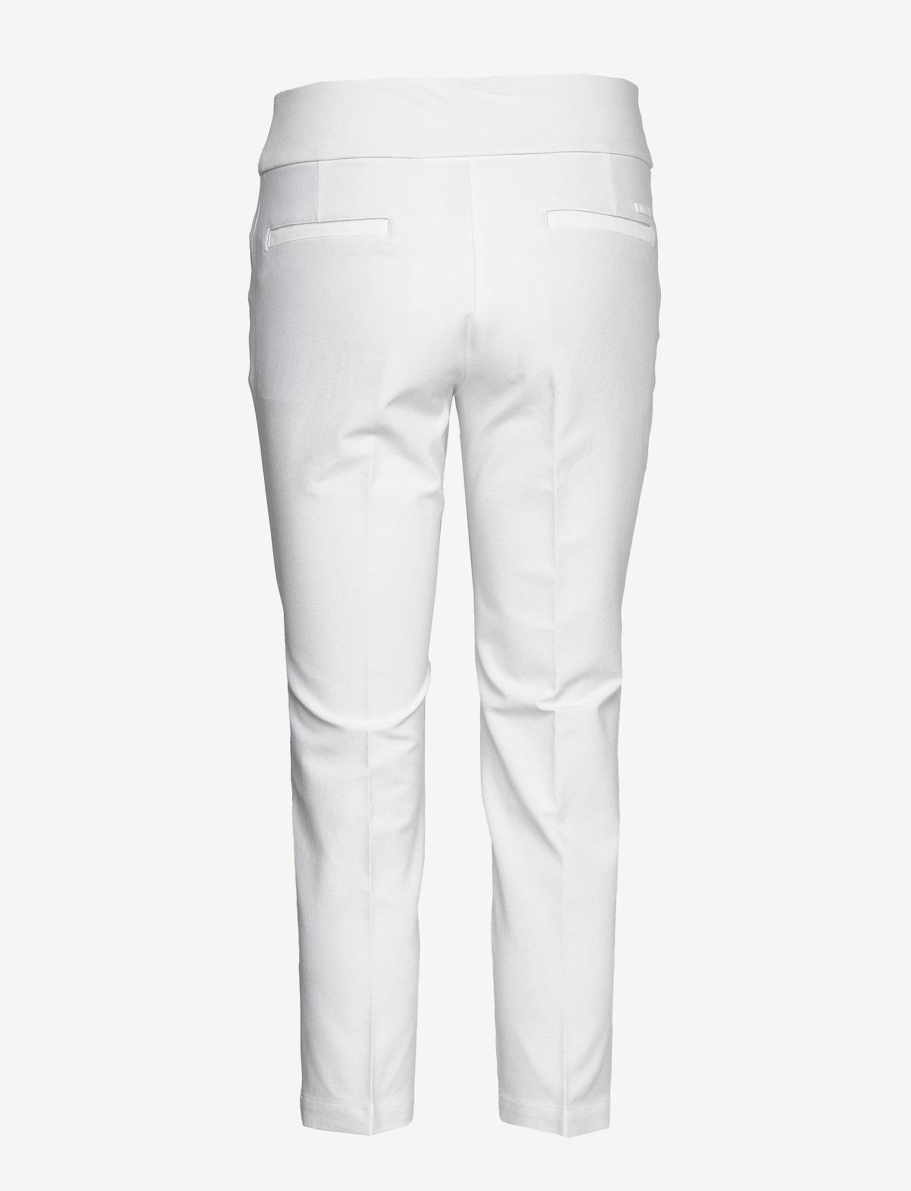adidas Golf - PULLON ANKL PT - golf pants - white - 1