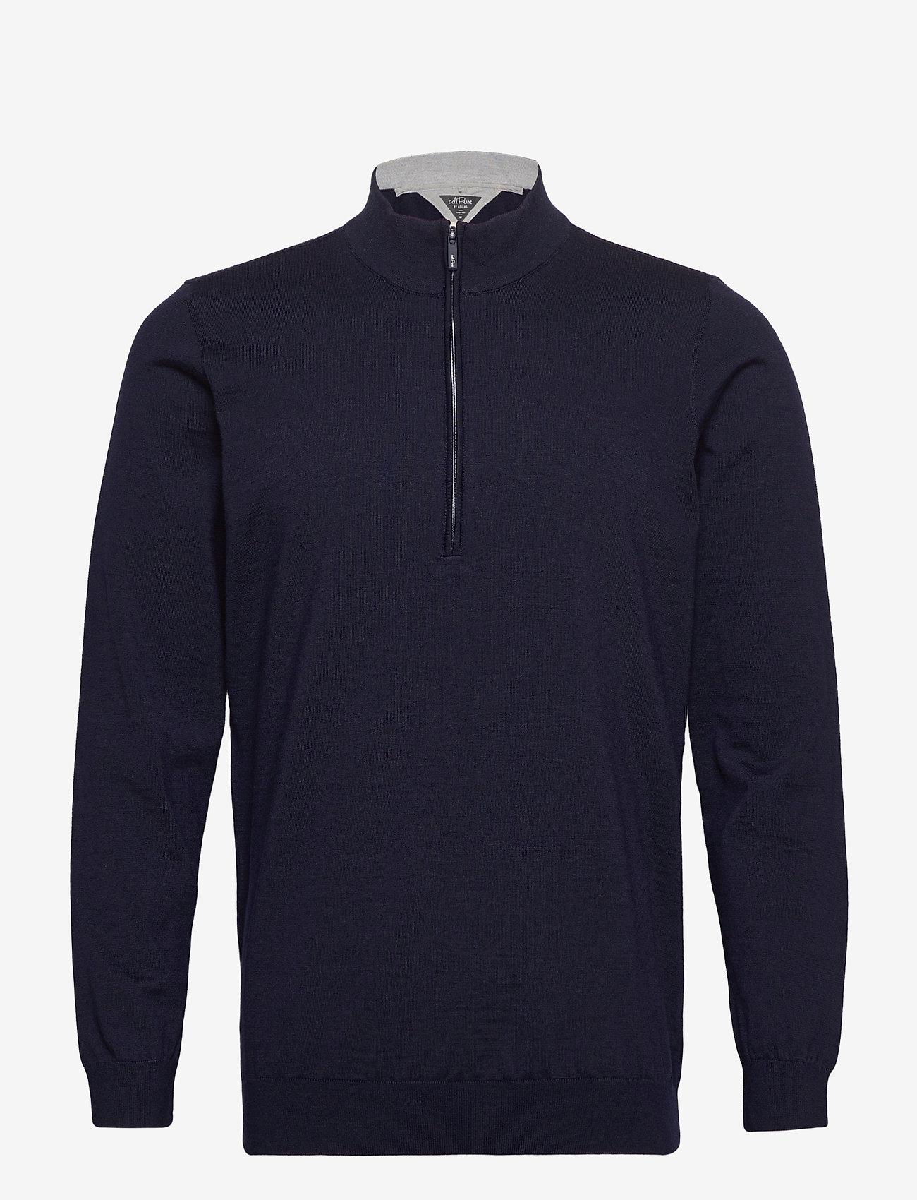 adidas Golf - ADIP HLFZ SWT - half zip - conavy - 0
