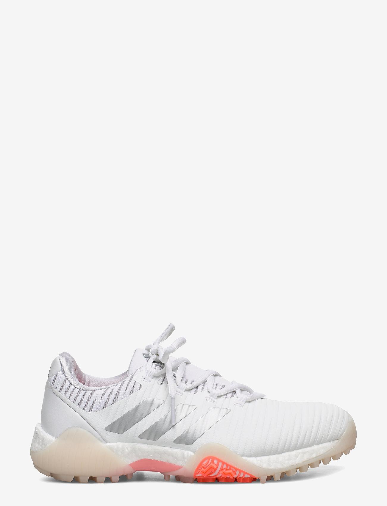 adidas Golf - W CODECHAOS - golf shoes - ftwwht/silvmt/sigcor - 1