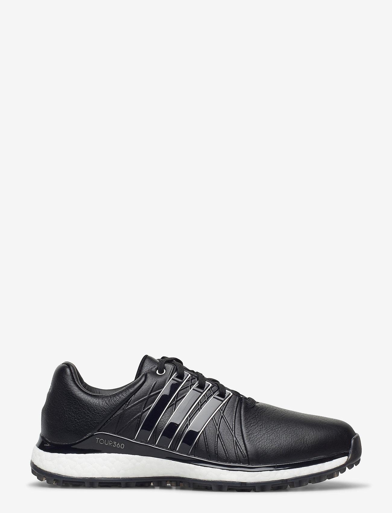 adidas Golf - W TOUR360 XT-SL - golf shoes - cblack/silvmt/dksimt - 1