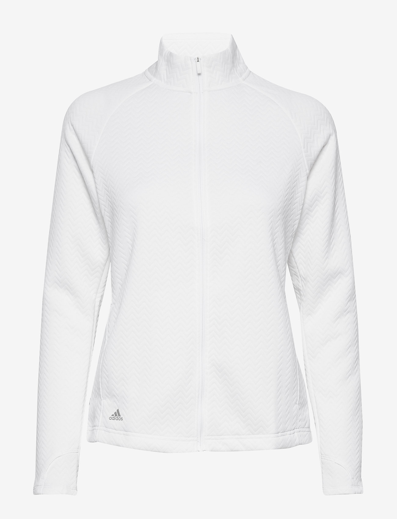 adidas Golf - TXT FZ LYR - fleece - white - 0