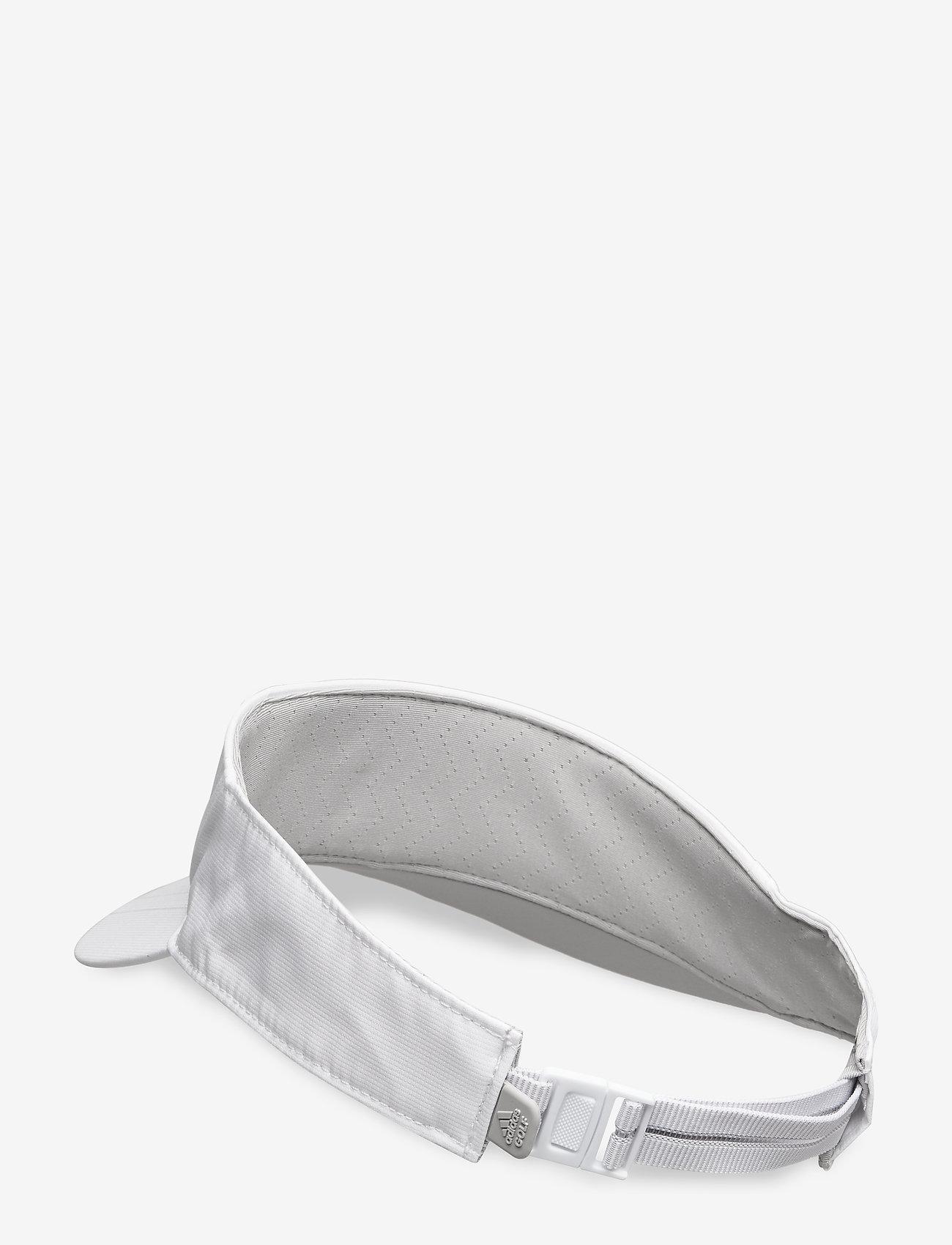 adidas Golf - W CMFRT VSR - caps - white - 1