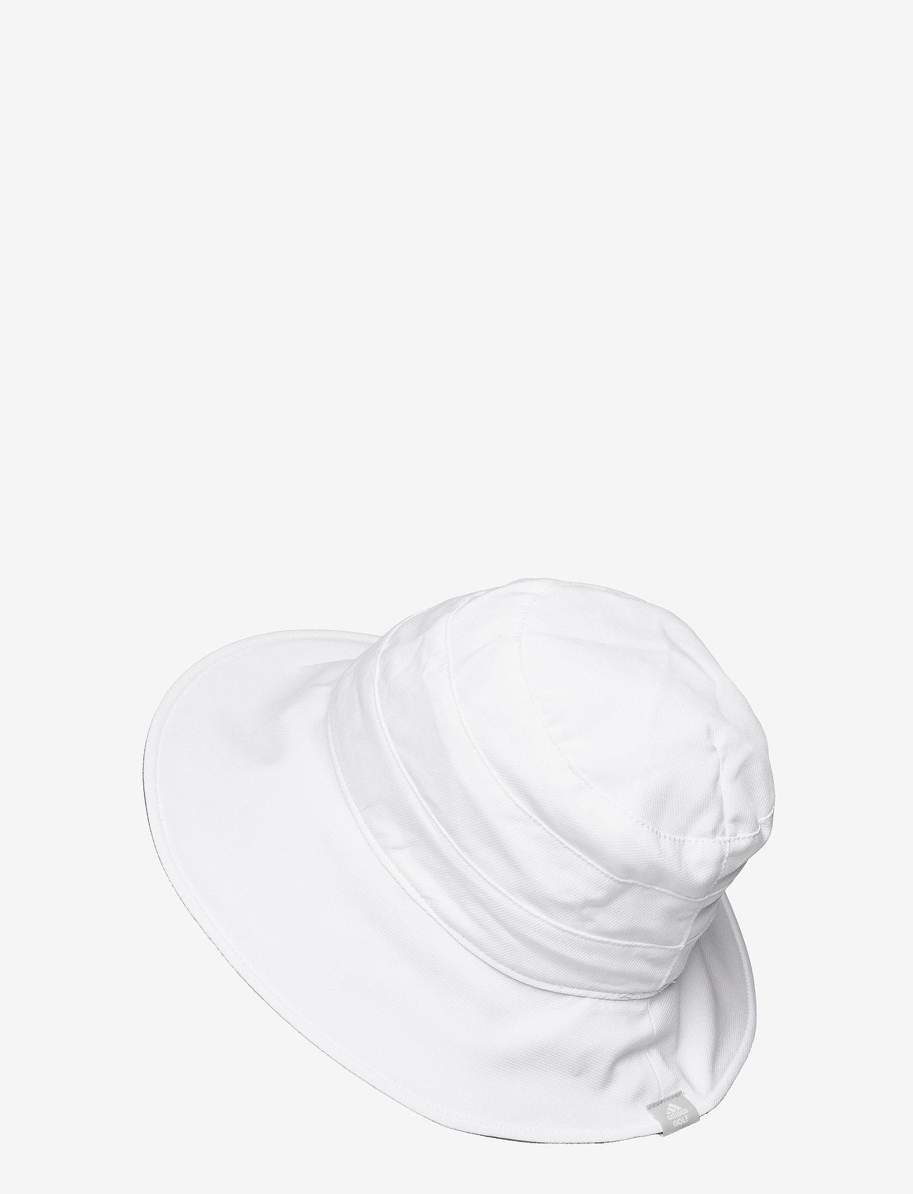 adidas Golf - UPF BUCKET - bucket hats - white - 1