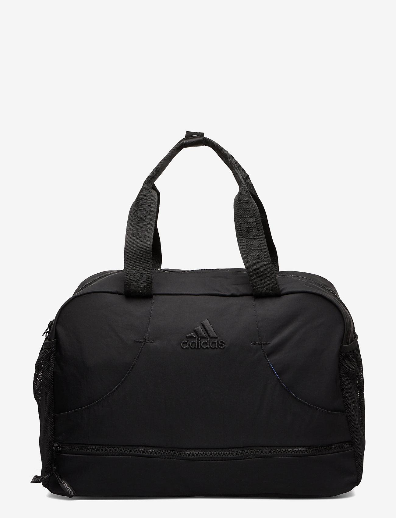 adidas Golf - W TOTE BAG - træningstasker - black - 0