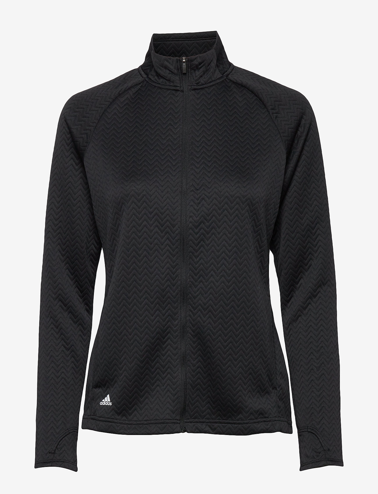 adidas Golf - TXT FZ LYR - fleece - black - 0