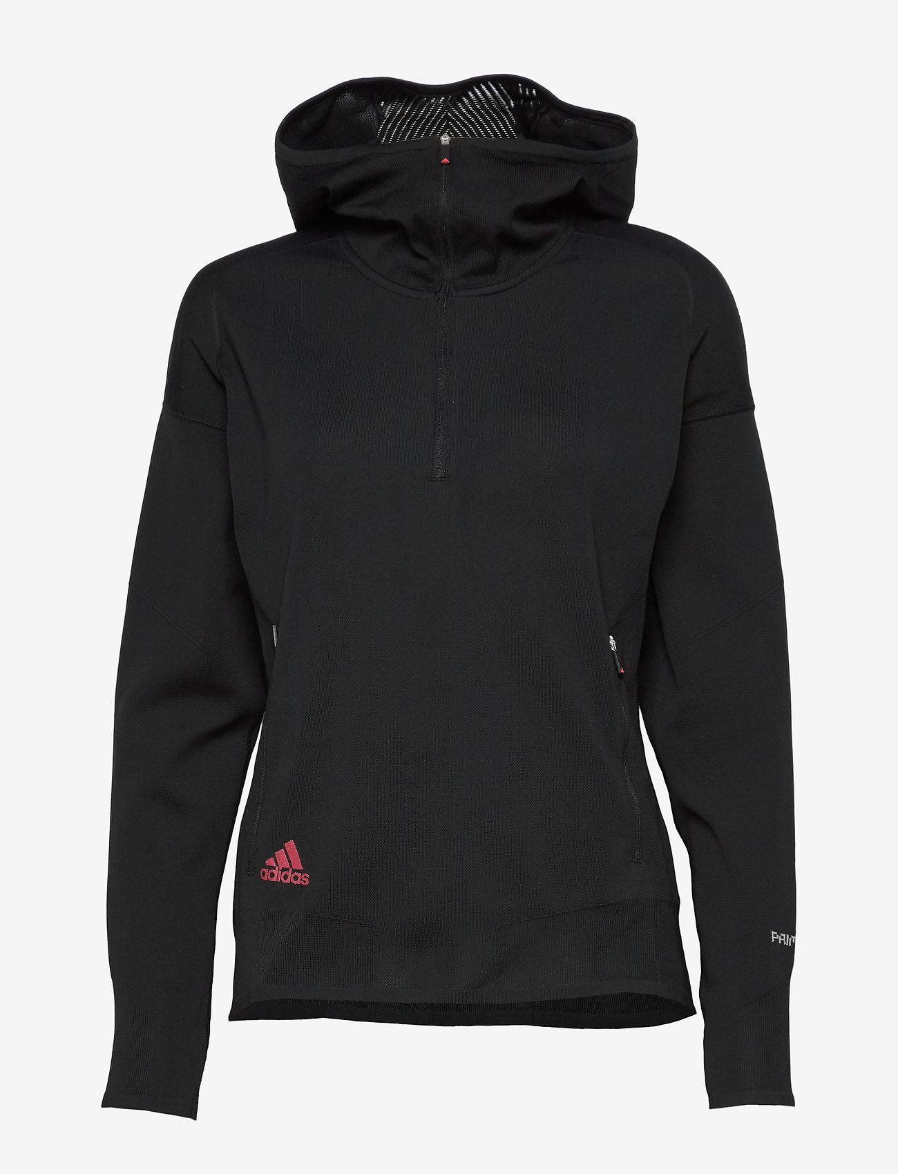 adidas Golf - PRMKT HZ LYR - hættetrøjer - black - 0