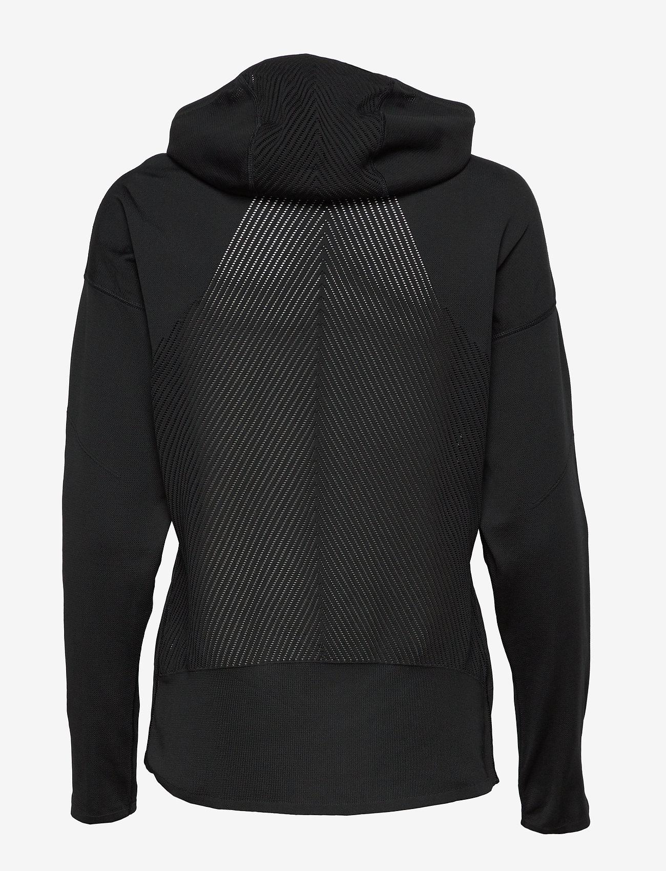 adidas Golf - PRMKT HZ LYR - hættetrøjer - black - 1