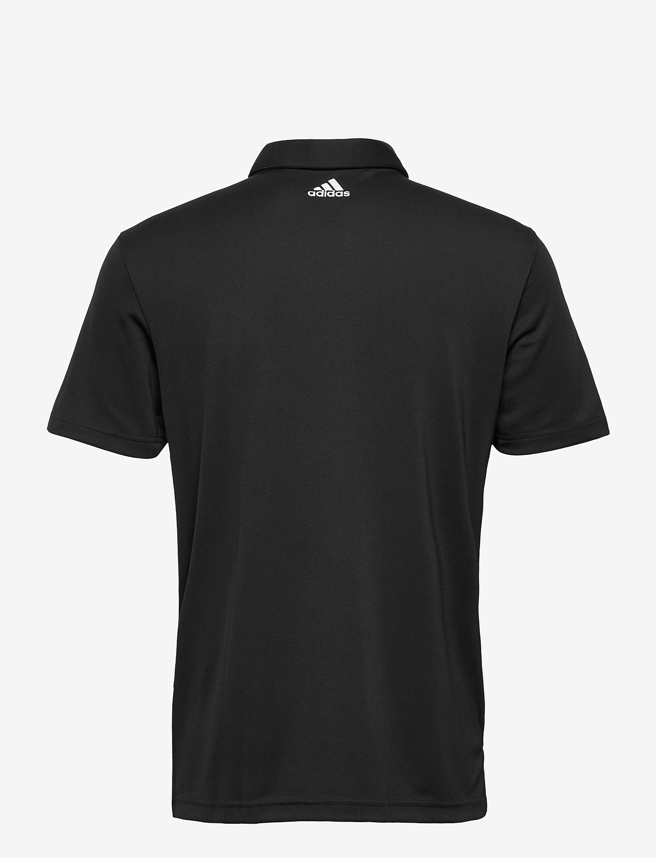 adidas Golf - 3-Stripe Basic - oberteile & t-shirts - black/white - 1