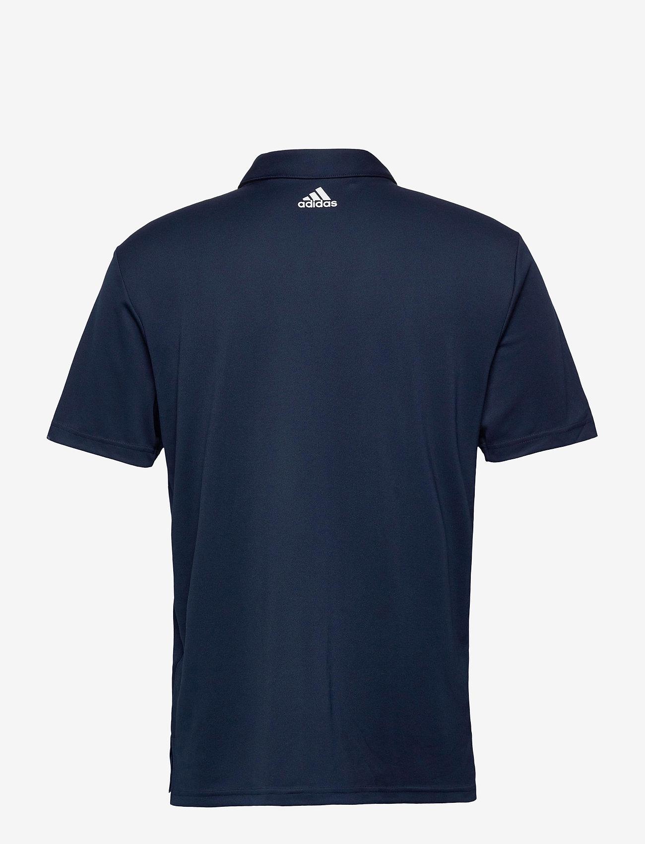 adidas Golf - 3-Stripe Basic - paidat - conavy/white - 1