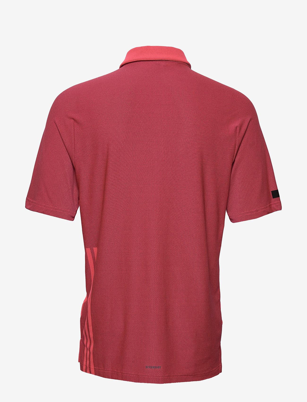 adidas Golf - SPORT AERO POLO - kurzärmelig - flared/black - 1