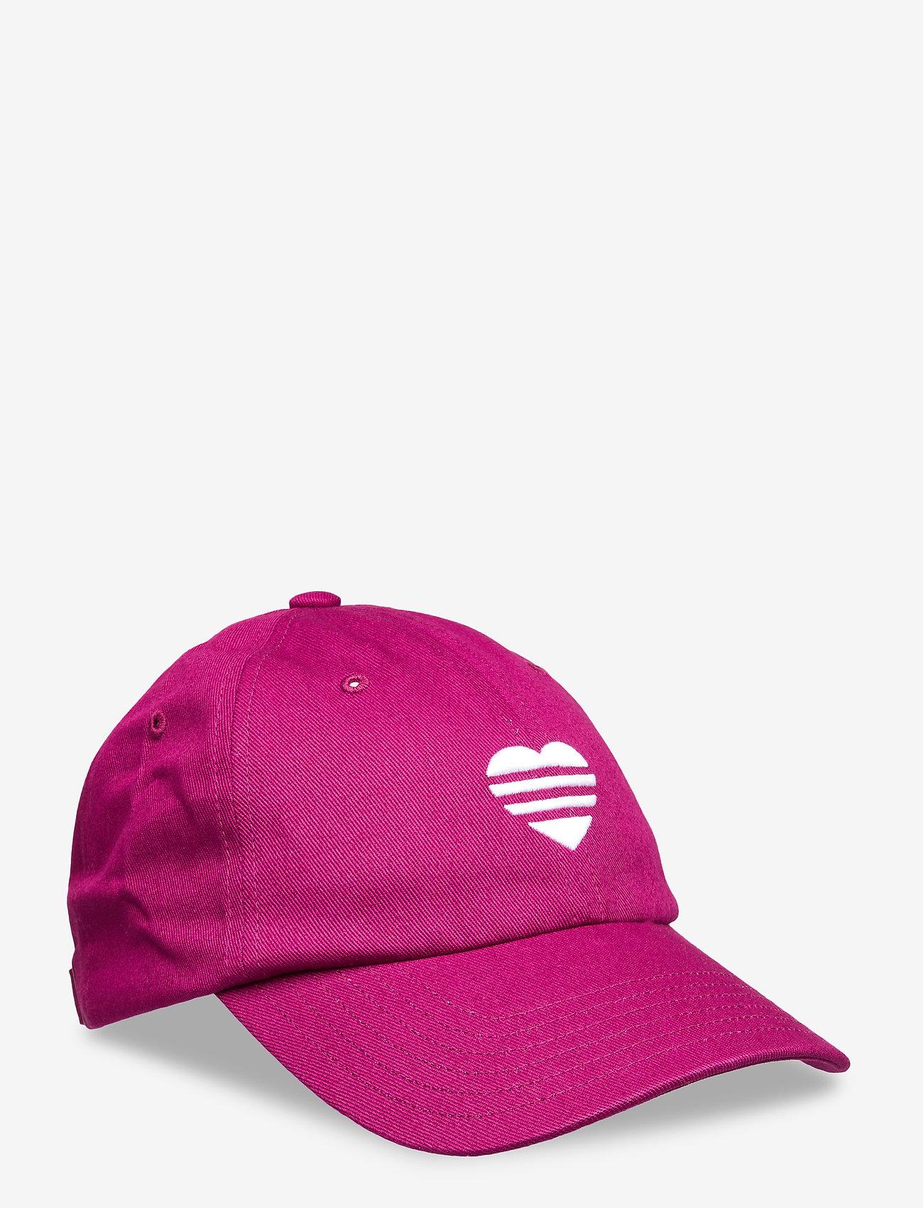 adidas Golf - 3 STP HRT HAT - caps - powber - 0
