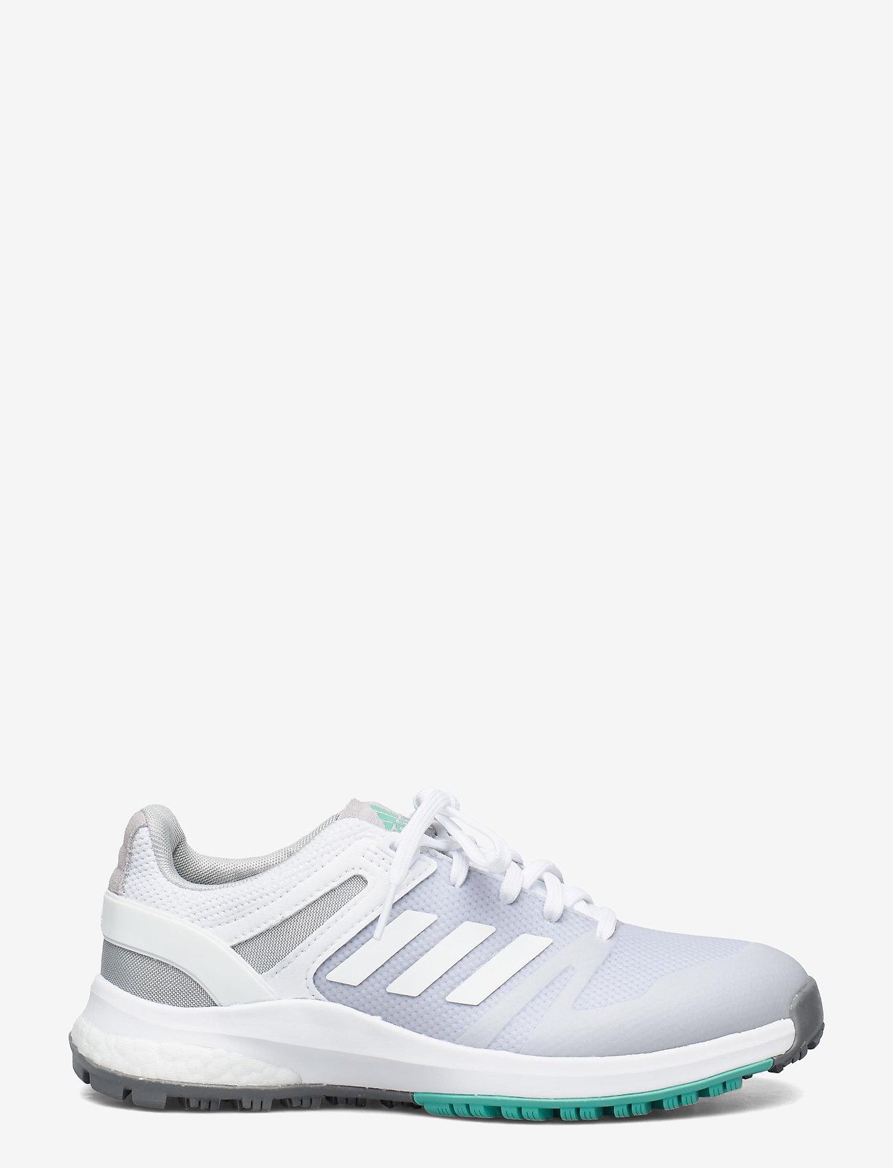 adidas Golf - W EQT SL - golf shoes - ftwwht/ftwwht/acimin - 1
