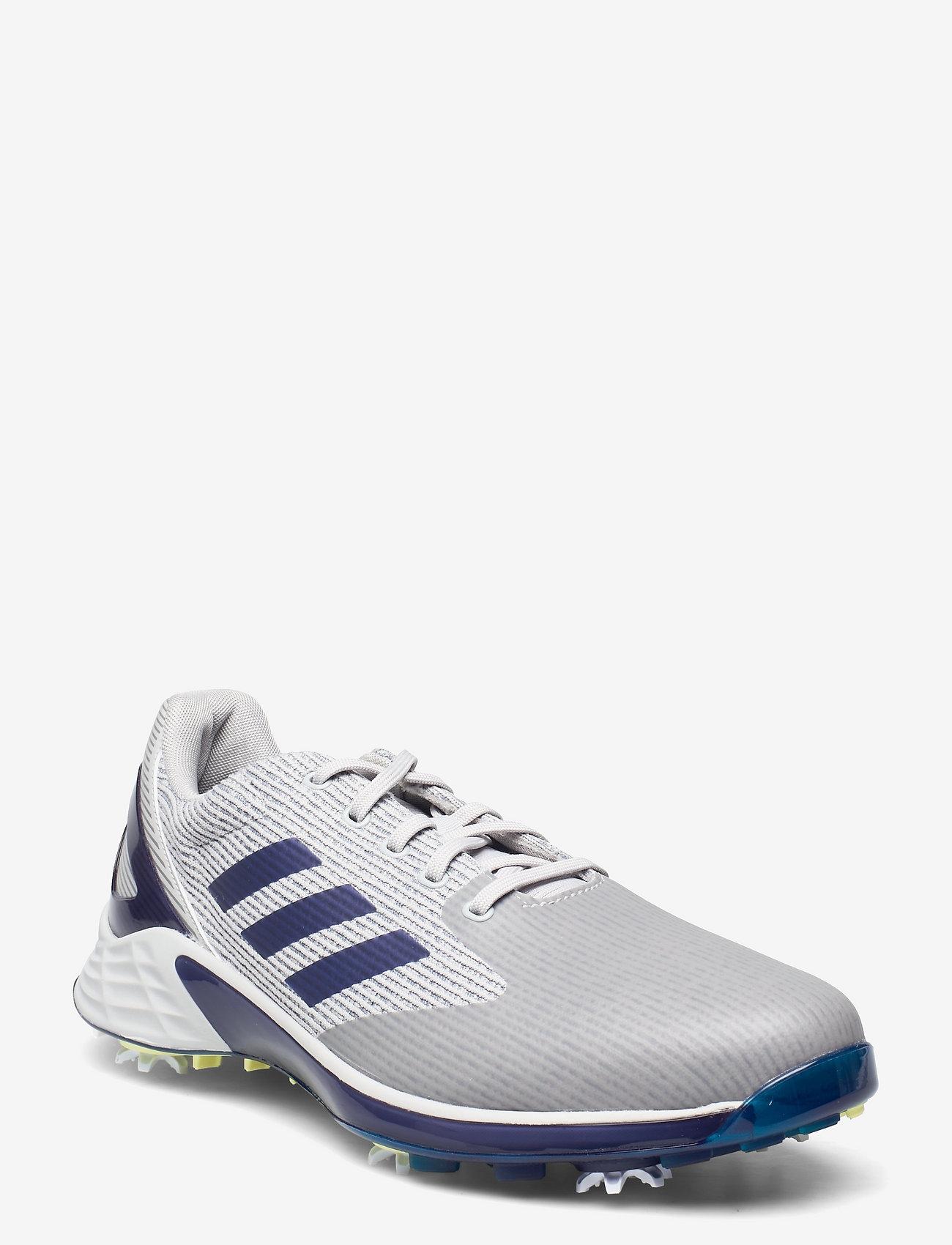 adidas Golf - ZG21 MOTION - chaussures de golf - gretwo/vicblu/pulyel - 0