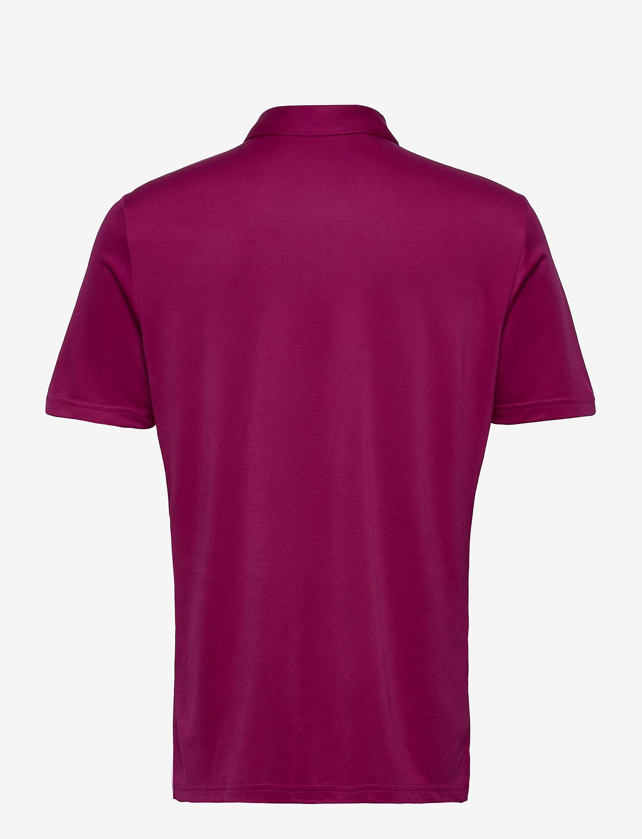 adidas Golf - Colorblk NVLTY - kurzärmelig - powber/blckme - 1