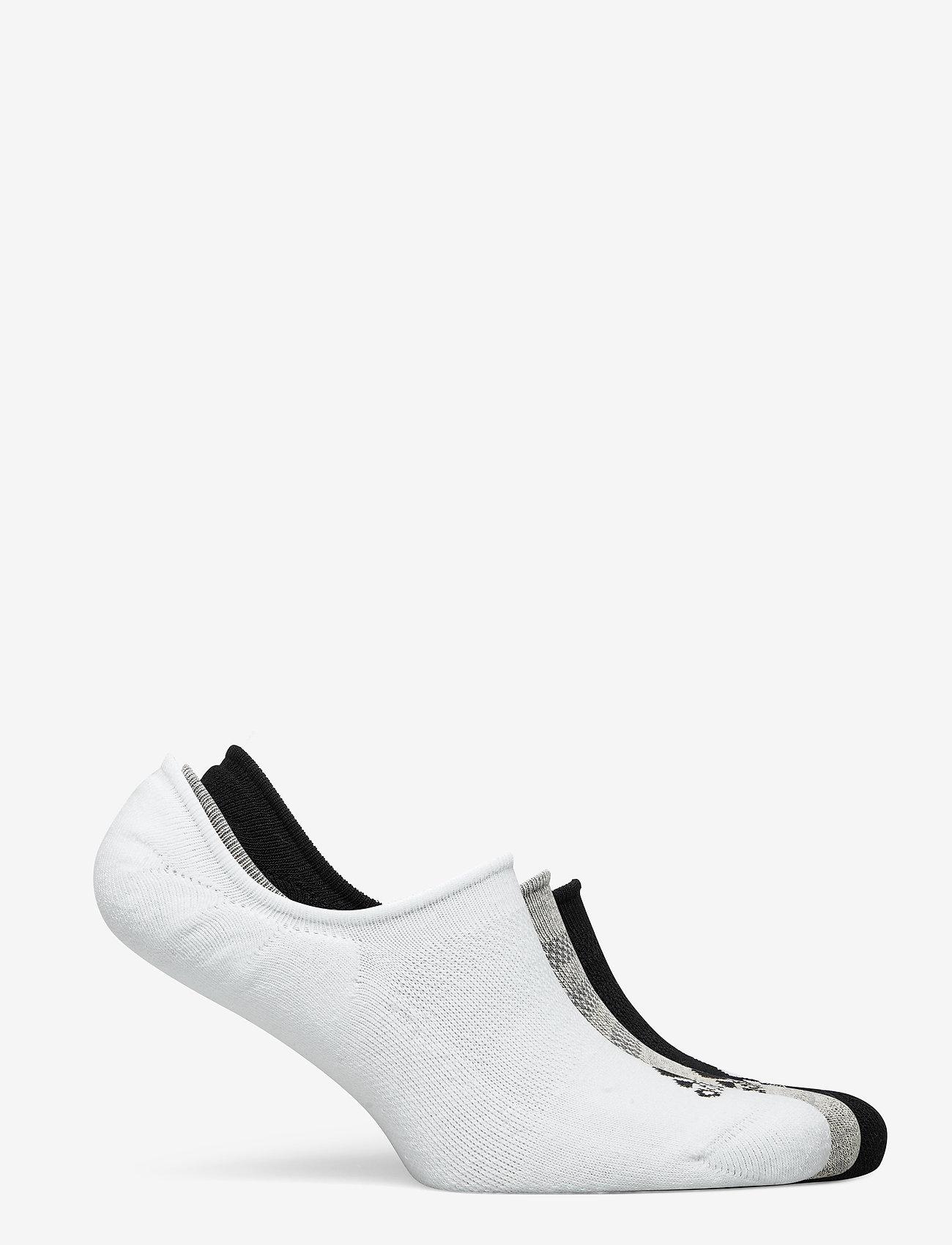 adidas Golf - 3 PK LOWCUT - korte strømper - grethr - 1