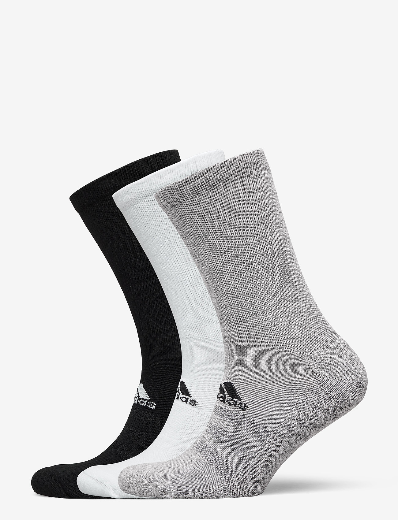 adidas Golf - 3 PK CREW - sokker - grethr - 0