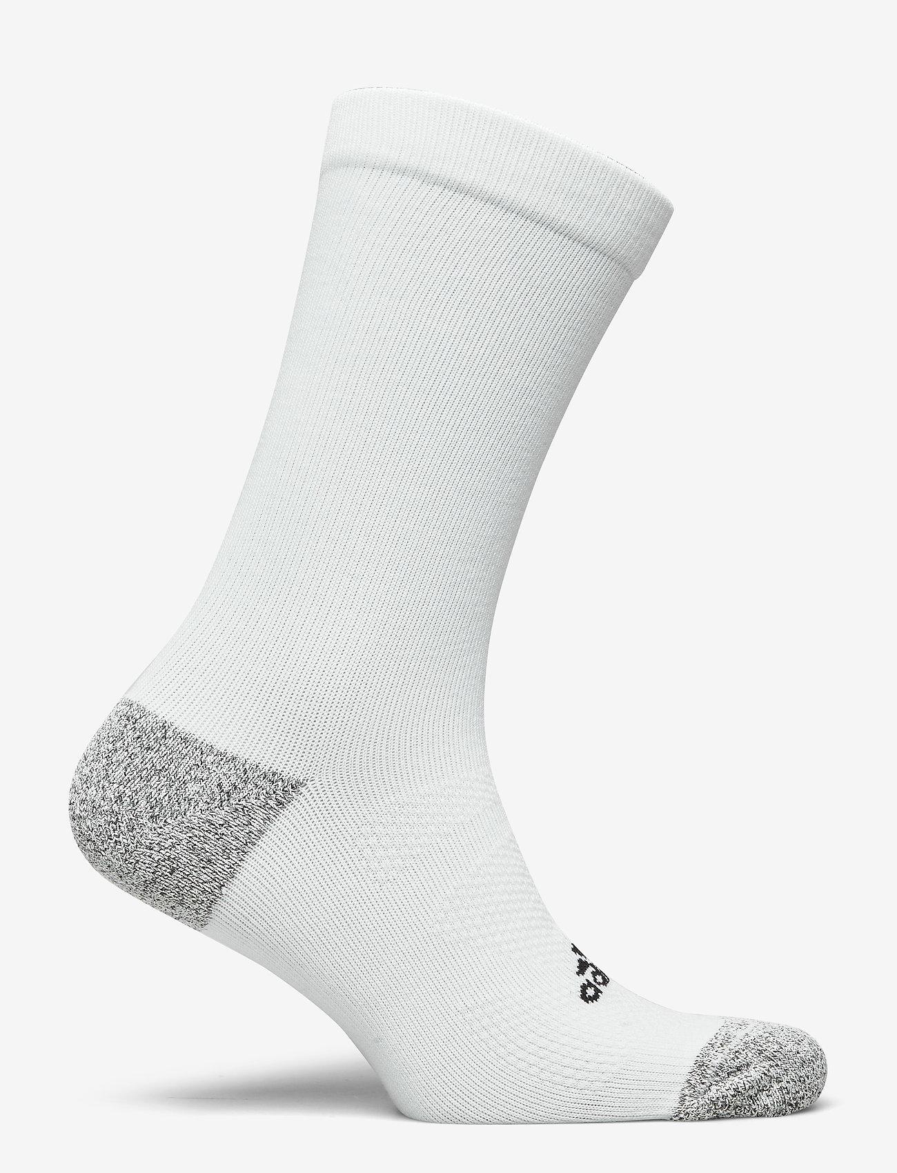 adidas Golf - TOUR CREW - sokker - white/black - 1