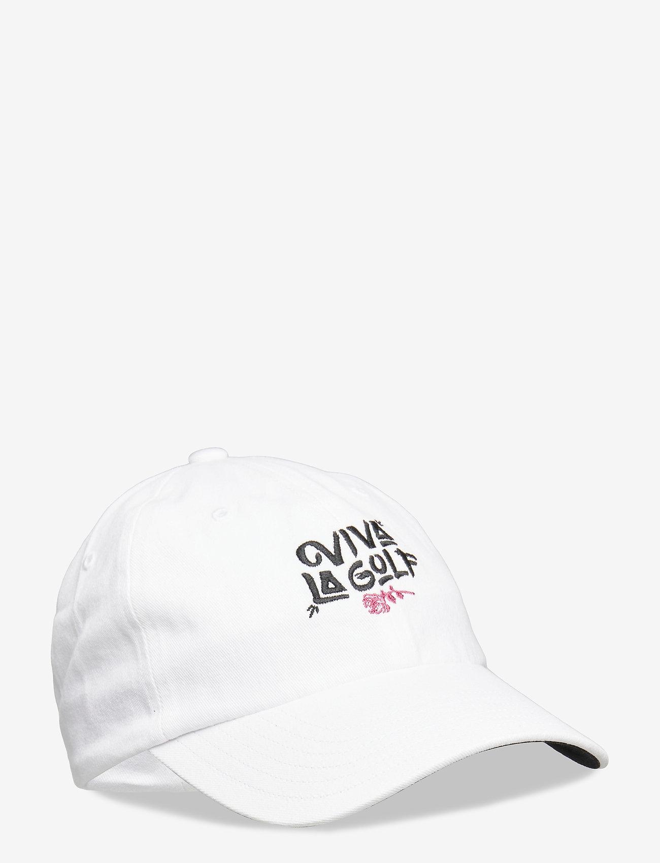 adidas Golf - W NOVELTY HAT - kepsar - white - 0