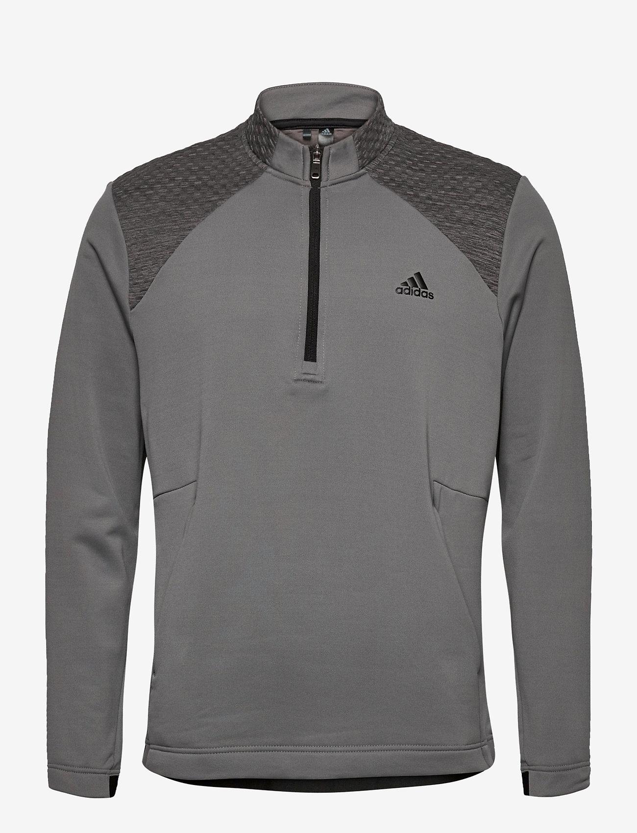 adidas Golf - COLD RDY 1/4 ZP - basic-sweatshirts - grethr - 0